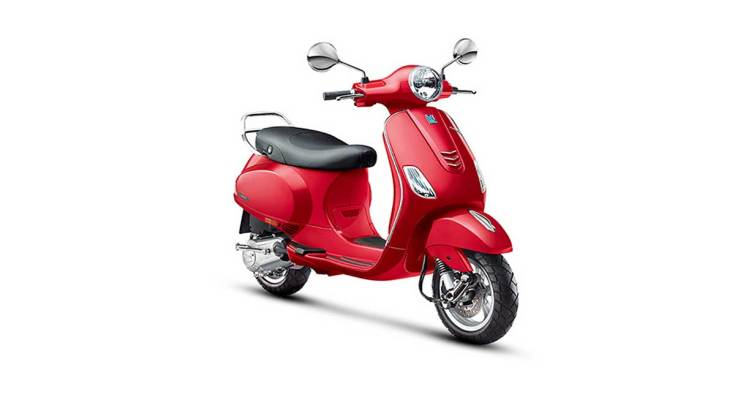 vespa vxl 125cc scooter price in nepal