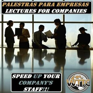 Palestras Para Empresas/Lectures For Companies/Lecturas Para Emprezas