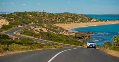Australian Driving