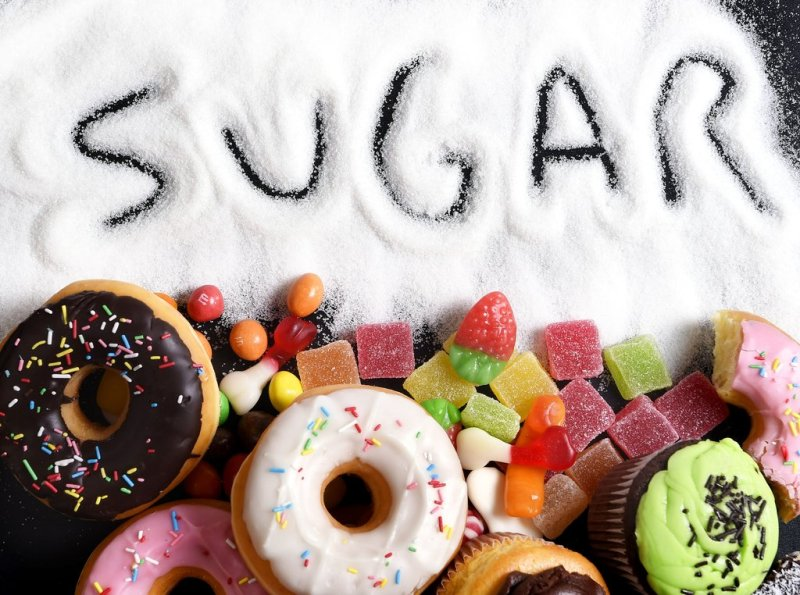 Refined Sugar foods