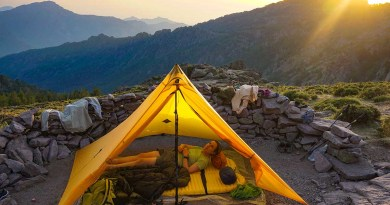 Backpacking tips and checklist