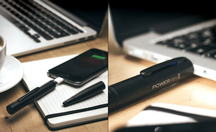 Charge Write, Universal Gadget