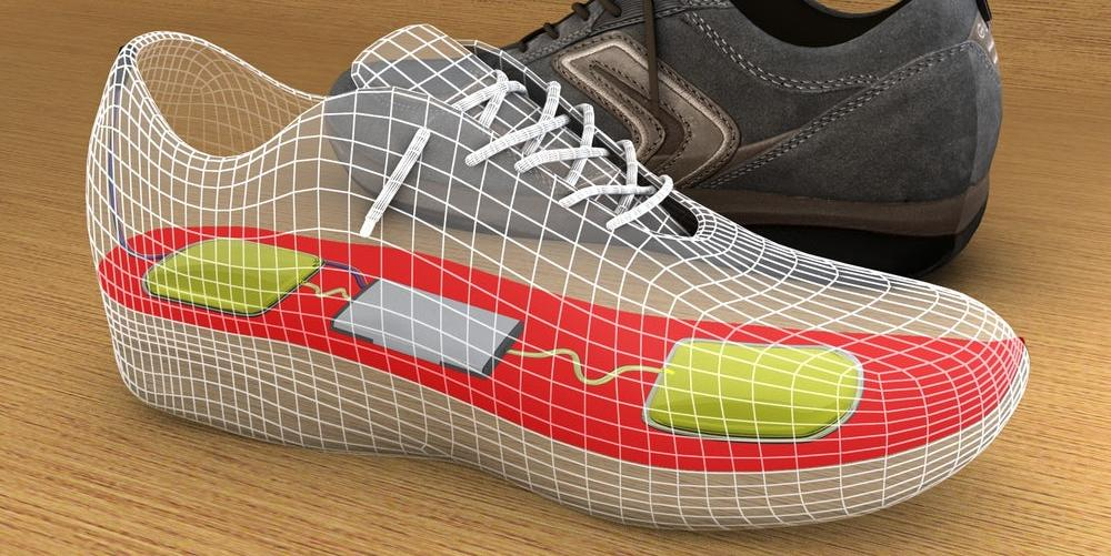 Electricity generating shoes