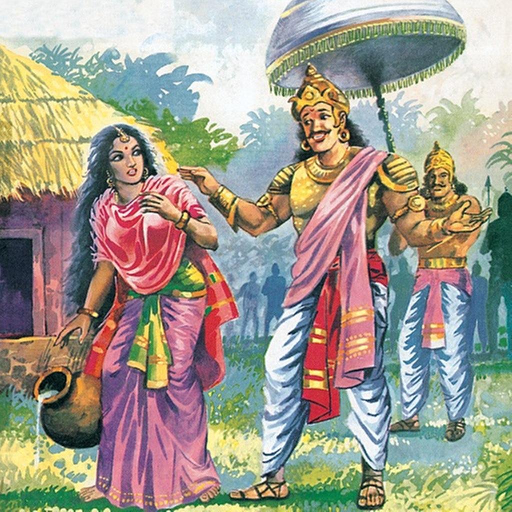 Jayadratha Role in War of Kurukshetra, Mahabharata