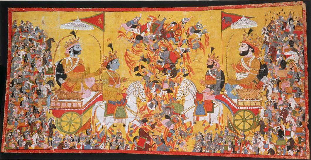 Karna Role in Mahabharatha story