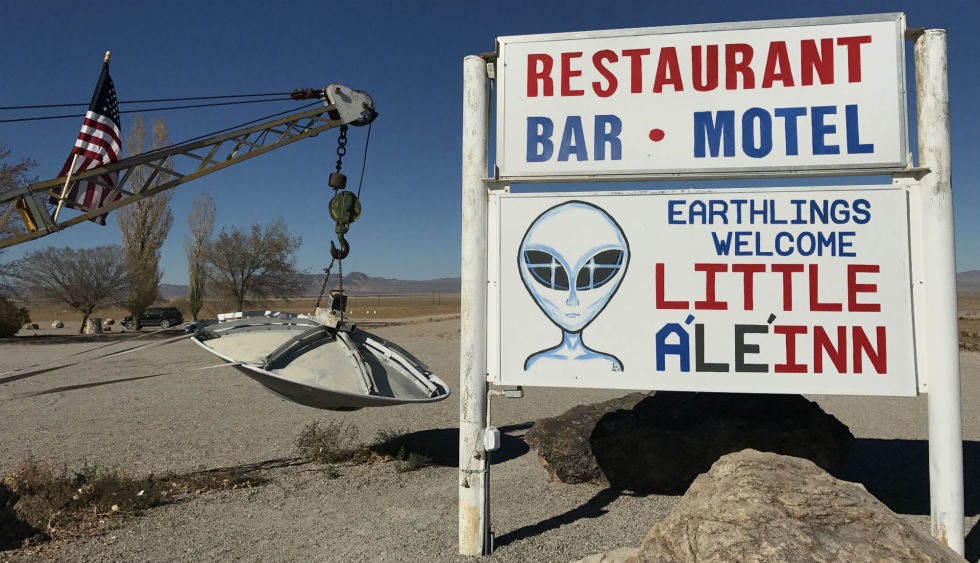 mystery behind the Area 51