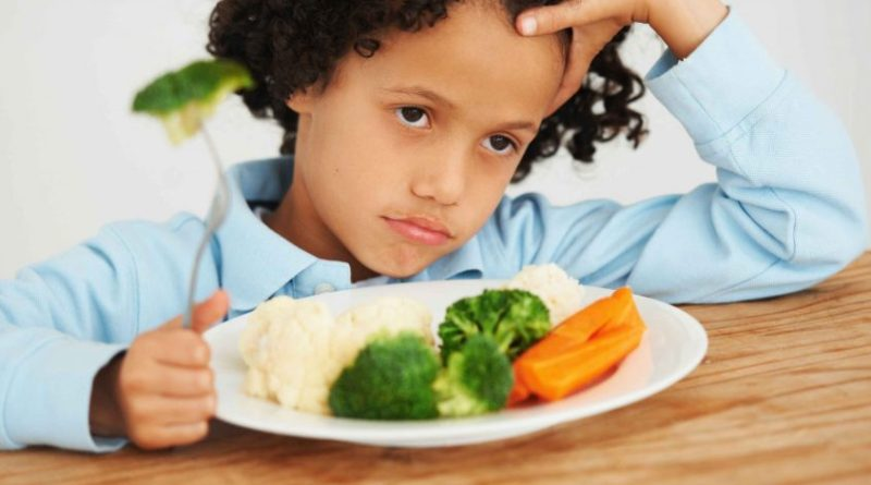 Kids to deal Fussy Eating in kids