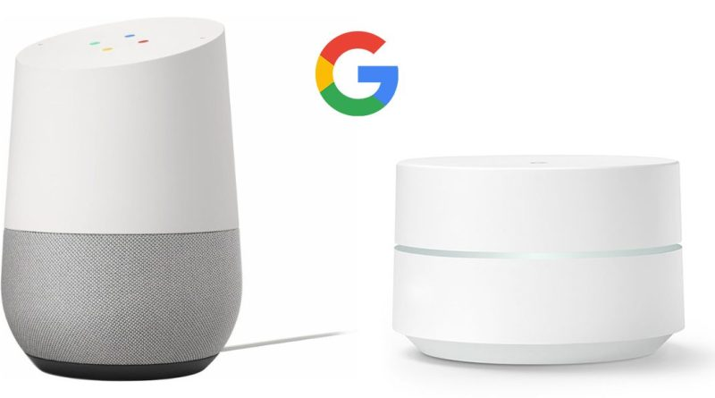 GOOGLE HOME AND GOOGLE WI-FI review and features
