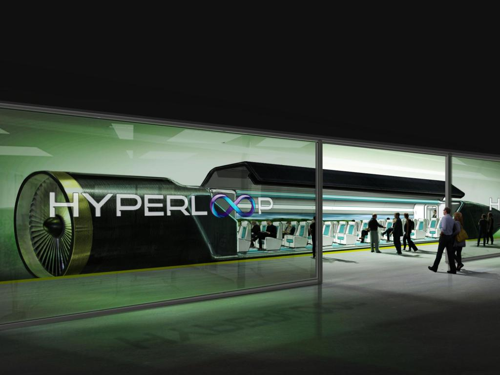Elon Musk Hyperloop Project Can Short NY-DC Travel Time To Just 29 Minutes!