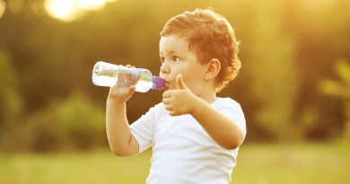 ReUse Plastic Water Bottles