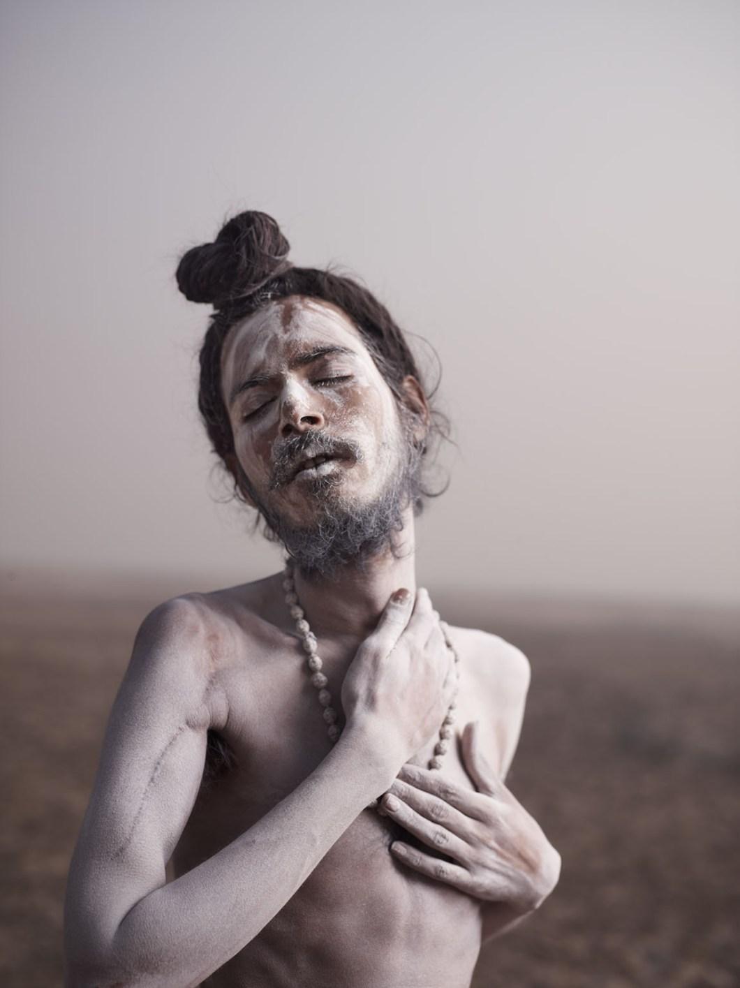 Necrophilia Ritual of Aghori Sadhus in Himalayas