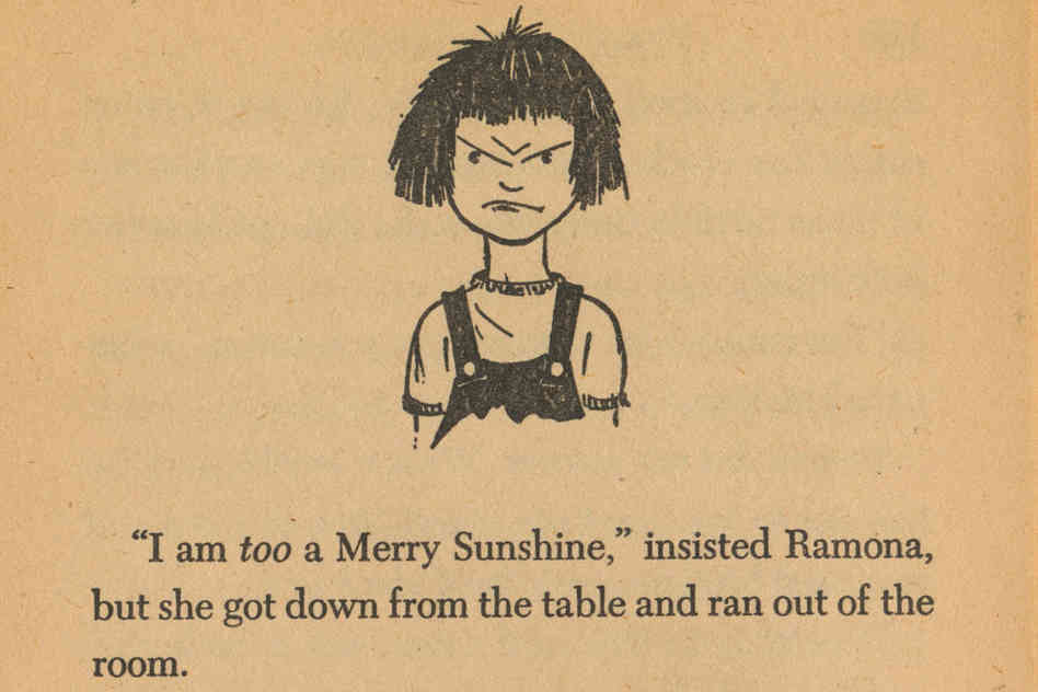 Ramona the Pest kids must have book