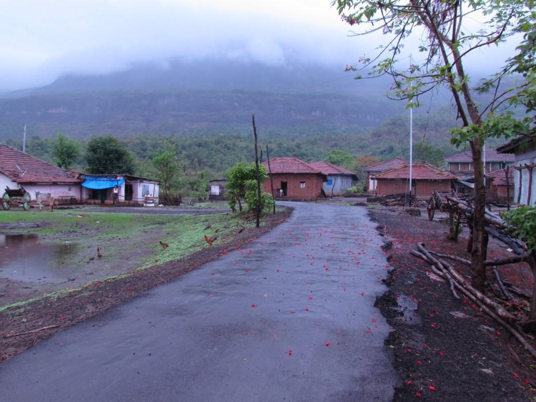 Kathewadi, Maharashtra, beauty of Indian Villages