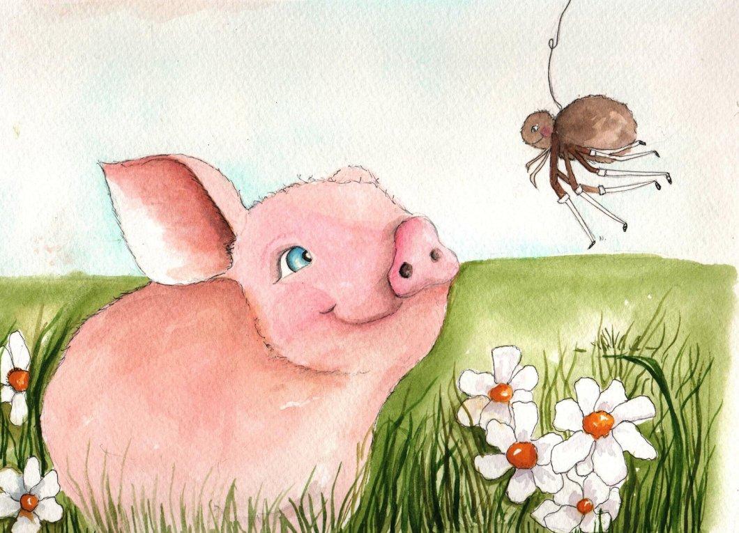 Best children book Charlotte's Web