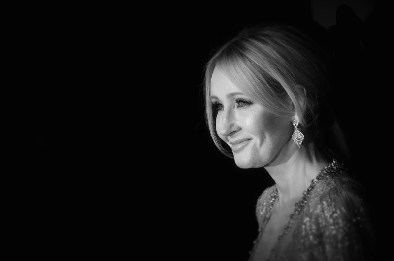 J.K. Rowling is a Rich and Famous Person who is homeless once
