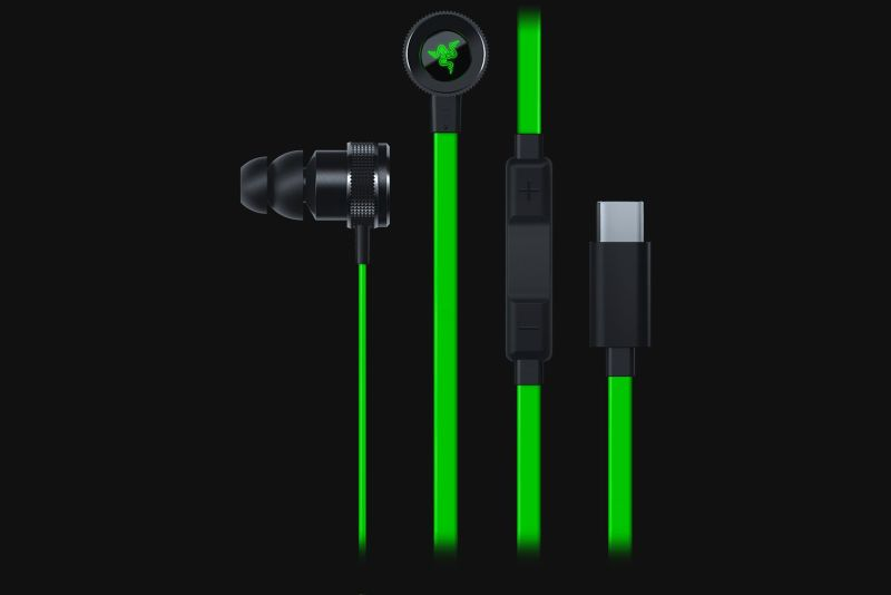 Razer Smartphone For Gamers - Razer phone Camera and headphones