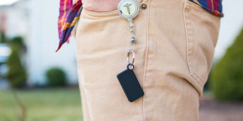 secure your data using Wireless smart key latest gadget