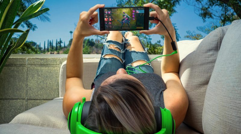 Razer Smartphone for Gamers - Android Phone for Mobile Gamers