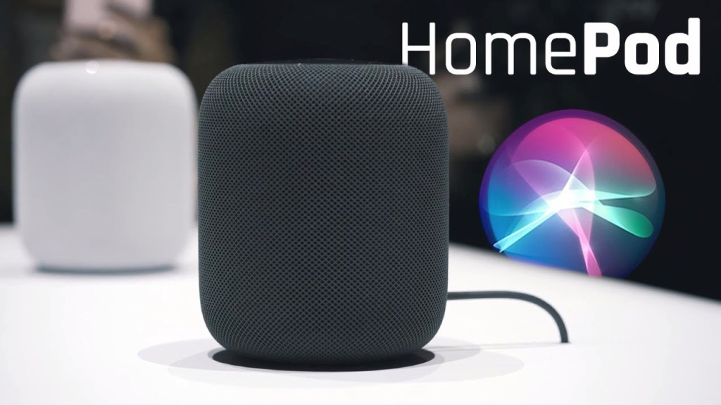Apple HomePod Smart Speakers features, price, release date