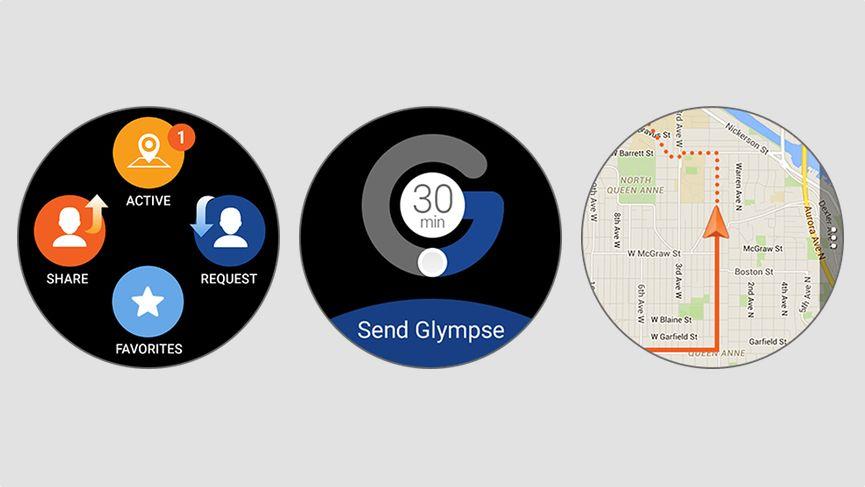 gear s3 apps