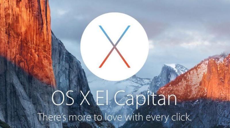 Mac Os X El Capitan ISO Download
