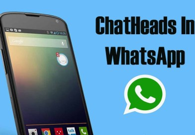 activate chat heads in whatsapp