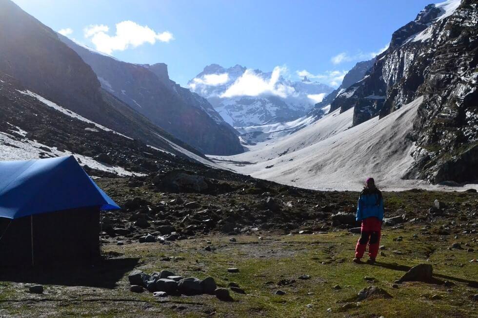 Himalayan treks Hampta Pass trek