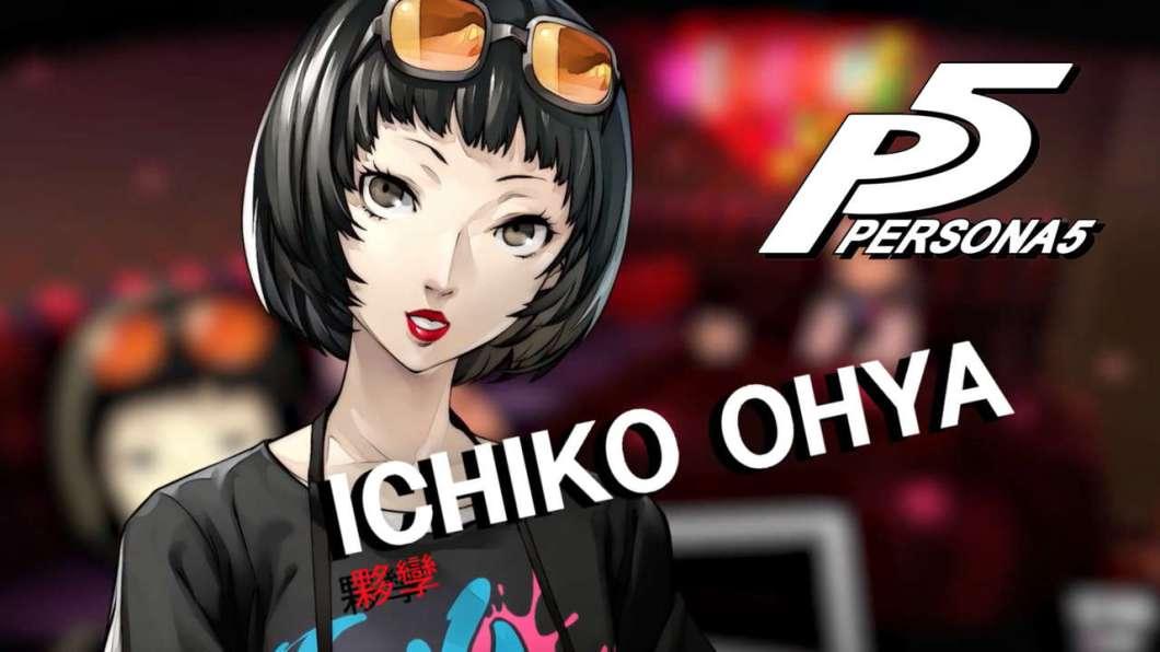 Ichiko Ohya Persona 5