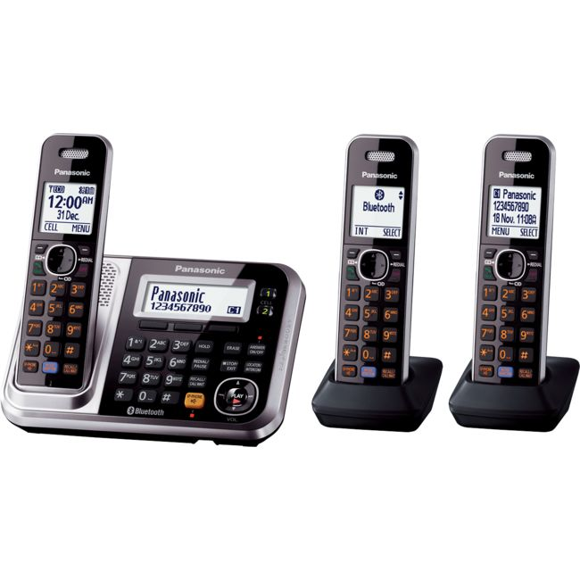 Panasonic KX-TG7875S cordless phone for your office