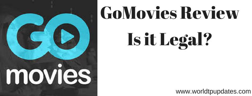 GoMovies Review