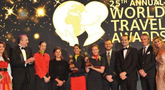 World Travel Awards Grand Final 2018 winners