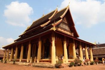Wat Si Saket Vietiane, laos
