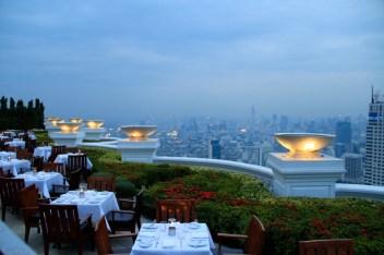 Sirocco Lebua Bangkok