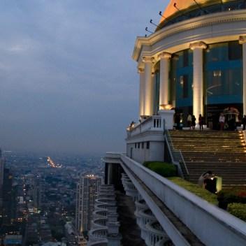 Lebua hotel Bangkok