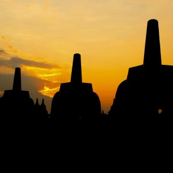 Borobudur, Jogyakarta