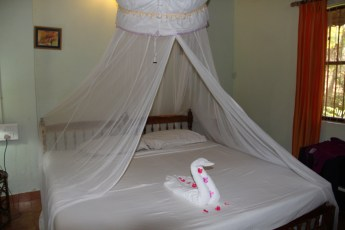 The Indian way of making the bed :-)