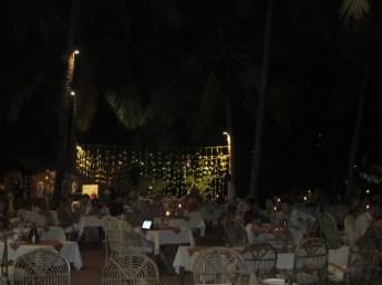 Dinner at Manaltheeram