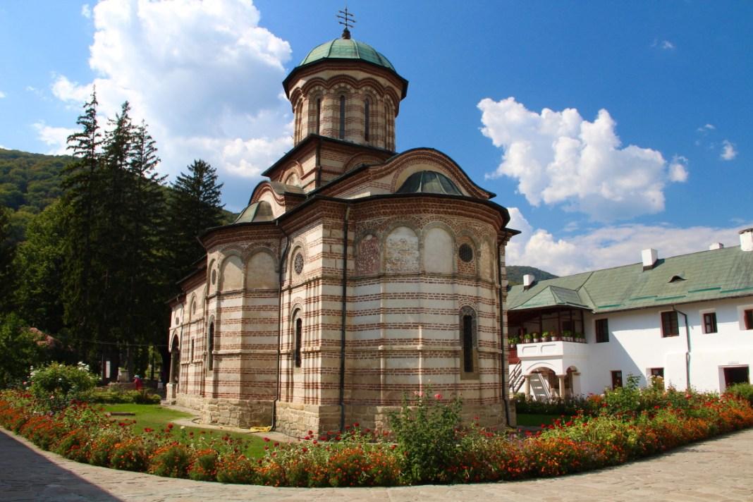 Cozia Monastery, Romania