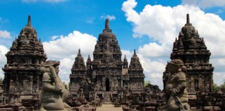Prambanan temples, Java, Indonesia