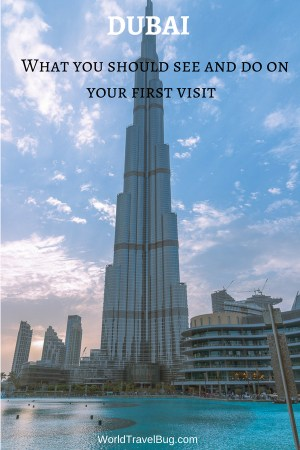 Dubai top things to see and do including Burj Khalifa and Dubai fountains but also other not so popular ones #dubai #burjkhalifa #dubaitravel