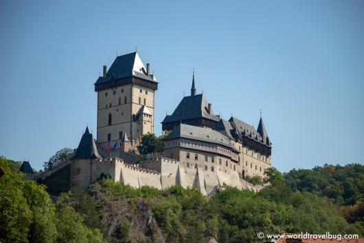Karlstejn Castle, Prague, Czech Republic