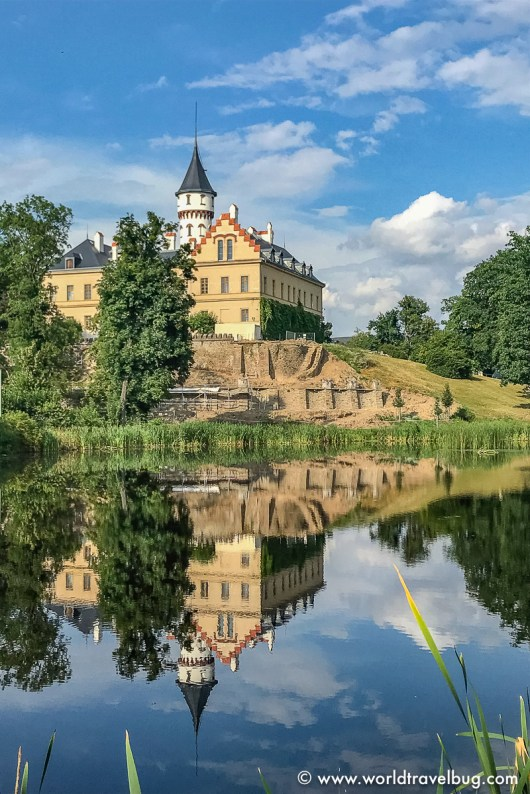 Chateau Radun, Czech Republic