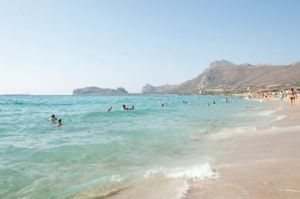 Falassarna beach, Crete - @World Travel Mama