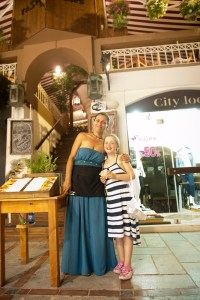 Heraklion, Minos Restaurant - @World Travel Mama