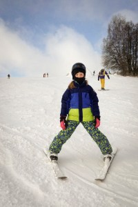 Skiing in Vrchlabi - @World Travel Mama