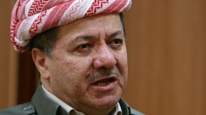 Kurdistan Regional Government President Masoud Barzani