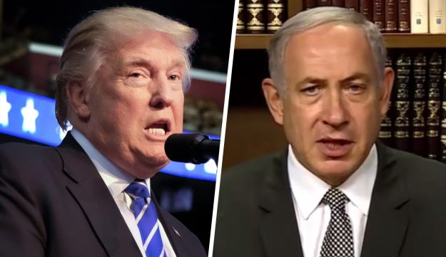 From worldtribune.com: Netanyahu and Trump {MID-70760}