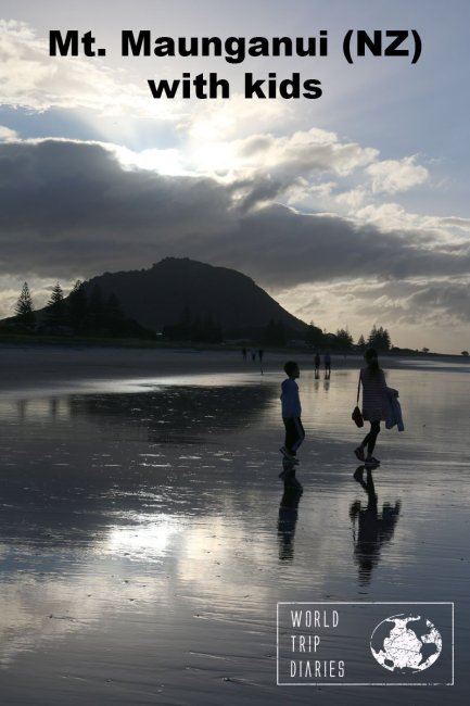 Mt. Maunganui is a small town in the North Island of NZ - and it's beautiful! Click to read more