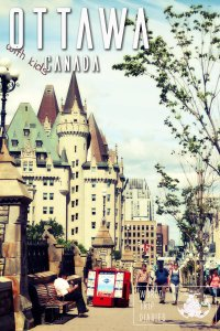 Ottawa is the capital of Canada. A small city, but oh so beautiful! Check what there is to do there in a week!