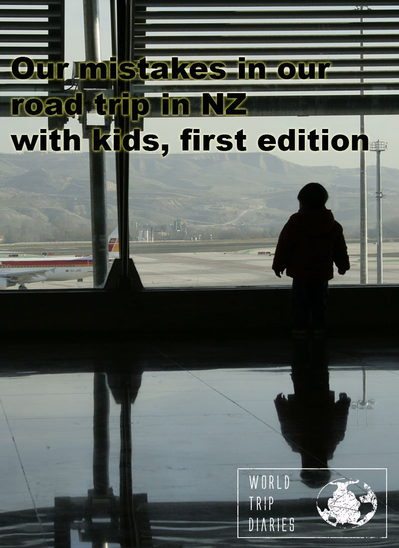 We road tripped around NZ for 4 months with 4 kids. Click to see our mistakes!